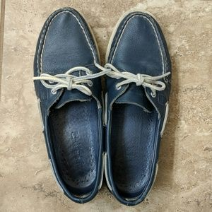 Sperry Top-Sider Navy Boat Shoe